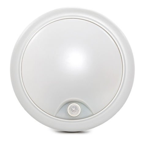 Plafón LED 24W 1920Lm IP65 Sensor PIR [SKYD-YCB1081-24W-W] | Blanco Natural (SKYD-YCB1081-24W-W)