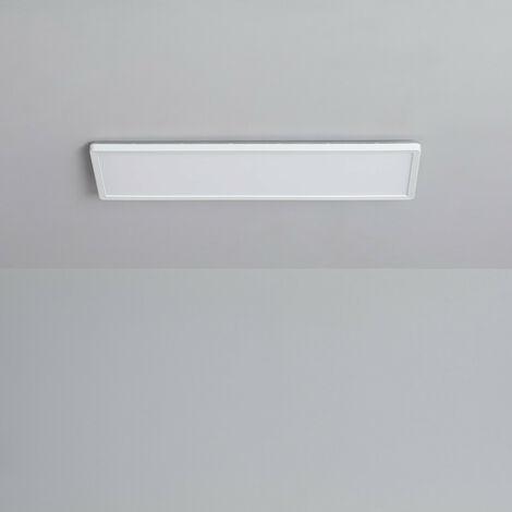 """main image of """"Plafón LED 24W Rectangular CCT Seleccionable Doble Cara Seleccionable (Cálido-Neutro-Frío) - Seleccionable (Cálido-Neutro-Frío)"""""""
