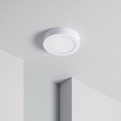 Plafón LED CCT Seleccionable Circular 12W Regulable Seleccionable (Cálido-Neutro-Frío)