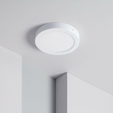 Plafón LED CCT Seleccionable Circular 18W Regulable Seleccionable (Cálido-Neutro-Frío)