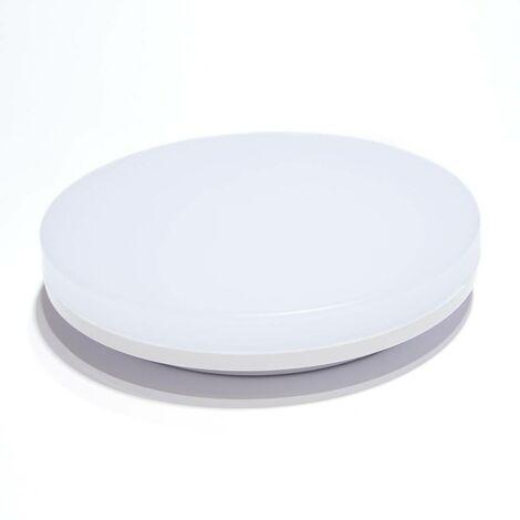 Plafón LED circular de superficie 2640lm 24W IP54