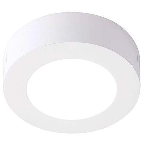 Plafón LED Circular de Techo 6W 600LM