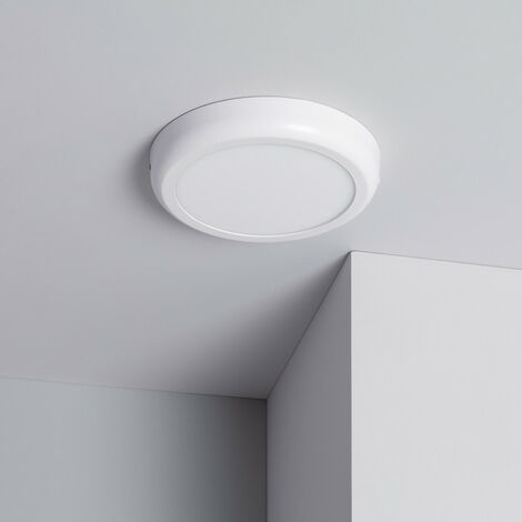Plafón LED Circular Design 18W White