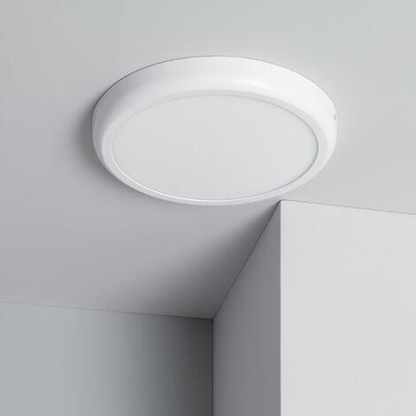 Plafón LED Circular Design 24W White