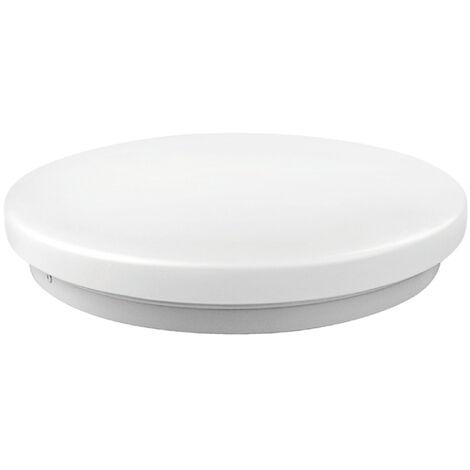 Plafón LED Circular Ice 24W