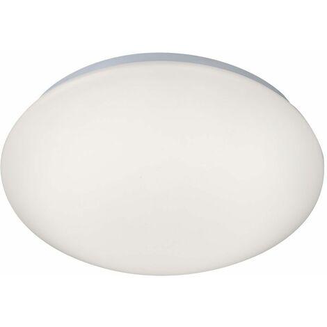 Plafón LED comedor foco redondo opal cocina iluminación blanco Globo 41590
