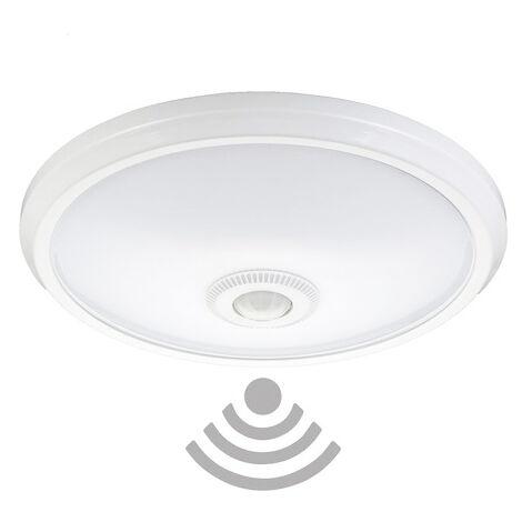 Plafón LED con Sensor Movimiento 20W PIR 360º