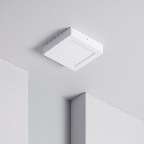 Plafón LED Cuadrado 12W