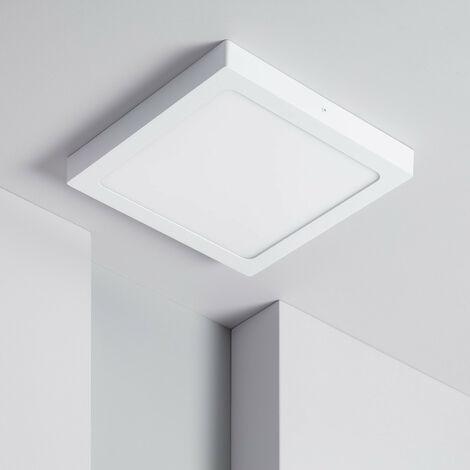 Plafón LED Cuadrado 24W