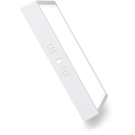 Plafón LED Cuadrado de Techo 25W 2500LM