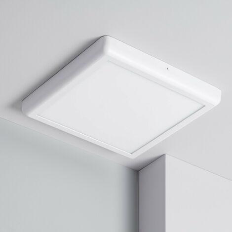 Plafón LED Cuadrado Design 24W White