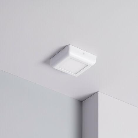 Plafón LED Cuadrado Design 6W White