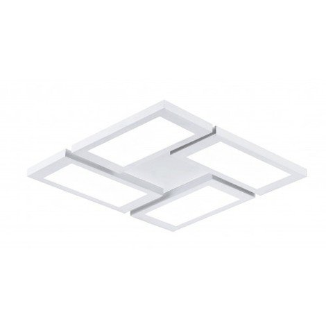 PLAFON LED CUADRADO OR Color Blanco