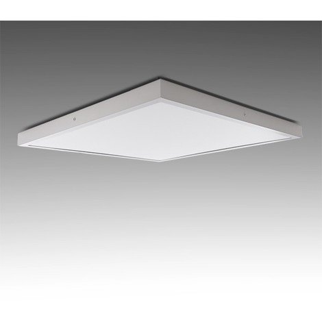 Plafón LED Cuadrado Superficie 600X600Mm 48W 3600Lm 30.000H