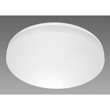 Plafón Led de superficie redondo 18W 4000K Ø280 modelo Pastilla de Disano