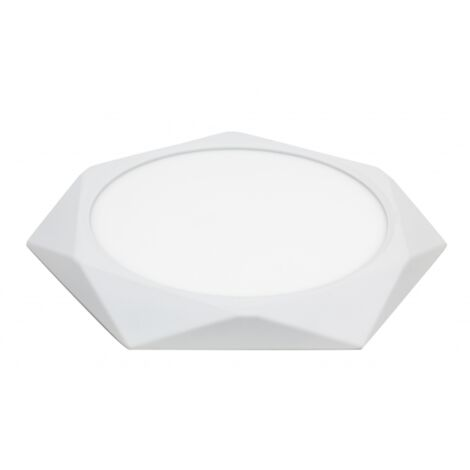 Plafón LED Diamond (24W)