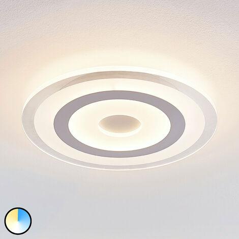Plafón LED Fenris con luz de color variable