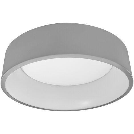 Plafon LED Inteligente 24W Gris Regulable WIFI LEDVANCE