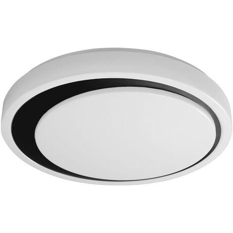 Plafon LED Inteligente 32W Redondo Negro Regulable WIFI LEDVANCE