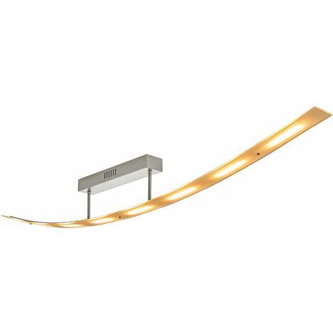 Plafón LED Jarda de gran luminosidad