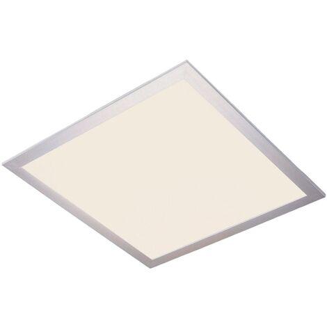 Plafón LED Livel con forma cuadrada, 28 W