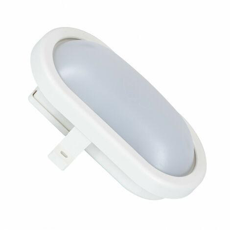 Plafón LED Oval New Hublot 12W White