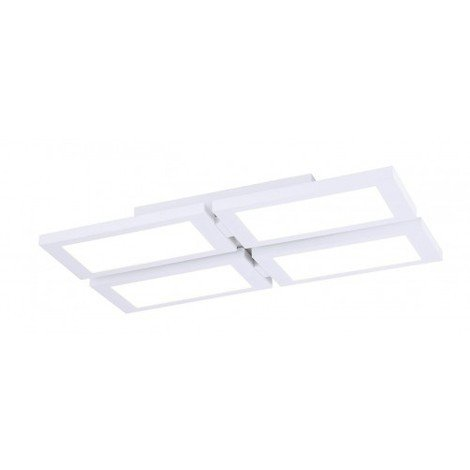 PLAFON LED RECTANGULAR OR Color Blanco
