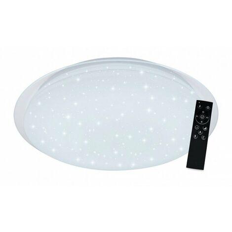 Plafón LED regulable 57cm 36W Kiruna