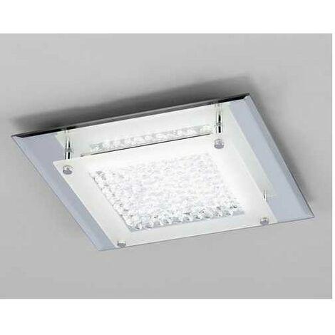 Plafon Led SERIE CRYSTAL LED MIRROR ACABADO Chrome