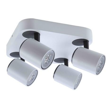 Plafón Orientable Veleta (4 luces GU10)
