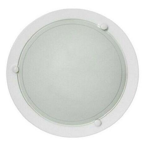 Plafón redondo 29cm 1xE27 blanco GSC 0701936