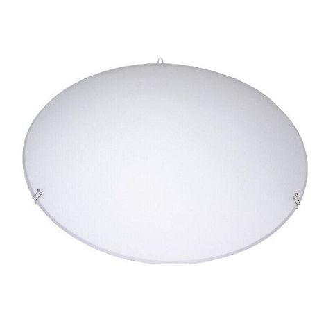 Plafón redondo 30cm 1xE27 blanco GSC 0701994
