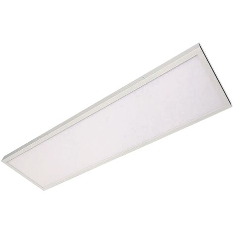 PLAFÓN SUPERFICIE RECTANGULAR LED JEREMY 48W 4000K