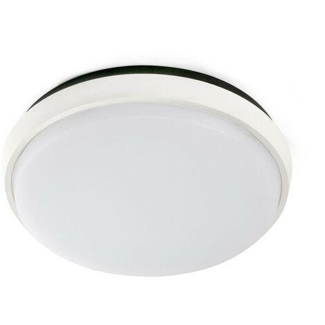 Plafond modèle extérieur mera-Blanc