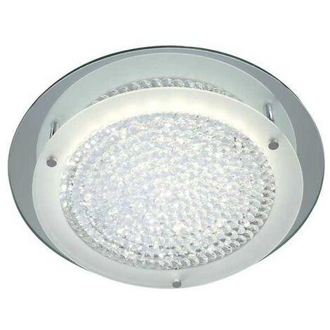 Plafones CRISTAL LED Circulares
