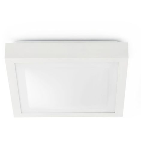 Plafoniera a soffitto moderna cm 9X32X32 FARO 62969