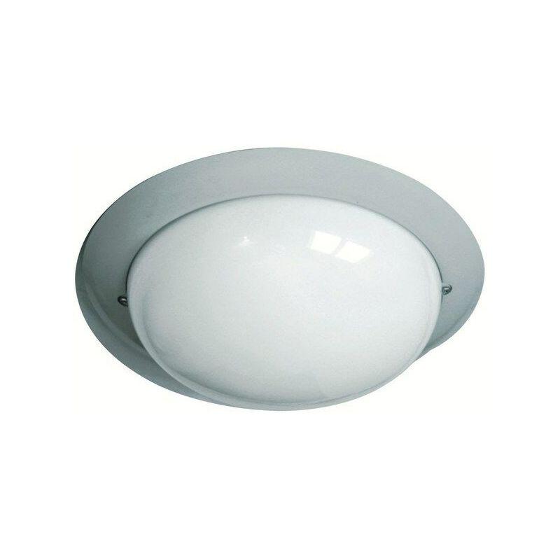 Plafoniere Per Lampade : Plafoniera bianca applique per parete o soffitto con lampade led
