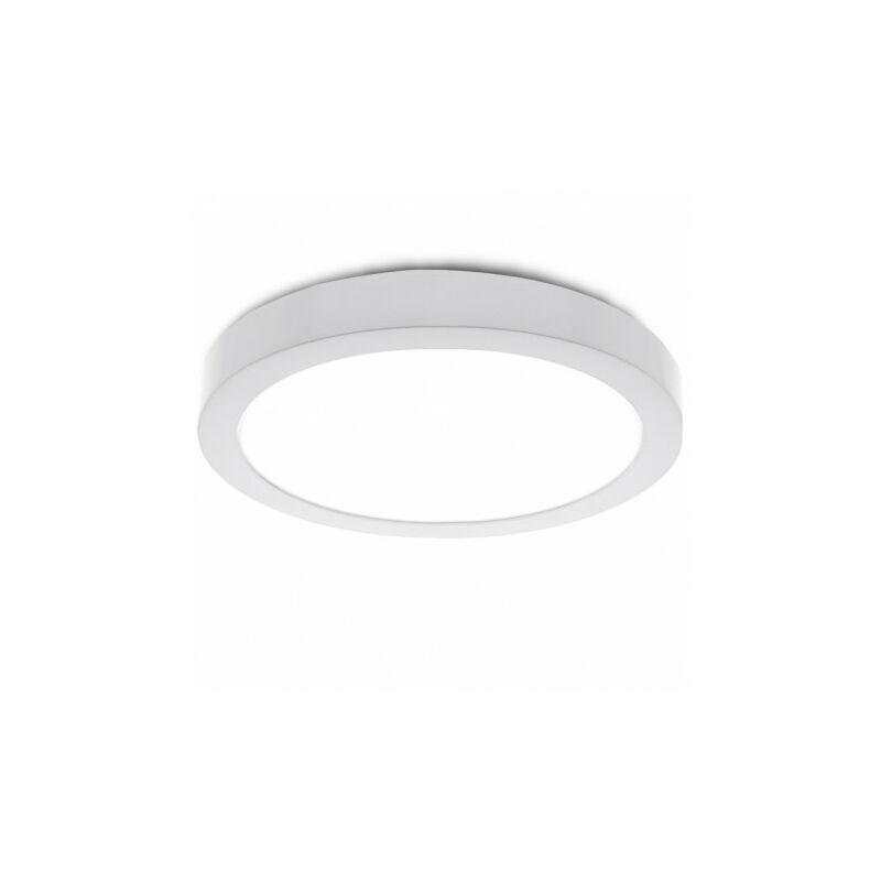 Plafoniera Circolare 10W Samsung LED 90Lm/W [HO-PL-C-SAM-10W-CW] | Bianco Caldo (HO-PL-C-SAM-10W-CW) - GREENICE