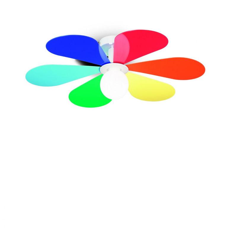 Plafoniere Da Soffitto Per Camerette : Plafoniera id flower pl1 e27 50cm led fiore metallo acrilico