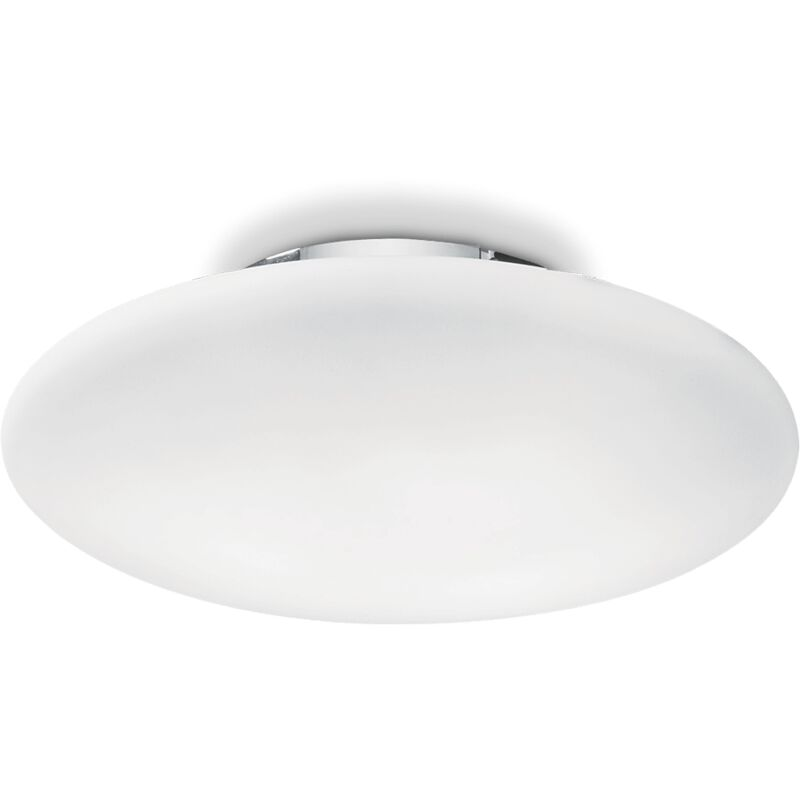Ideal Lux - LAMPADA DA SOFFITTO 2 LUCI SMARTIES PL2 D40