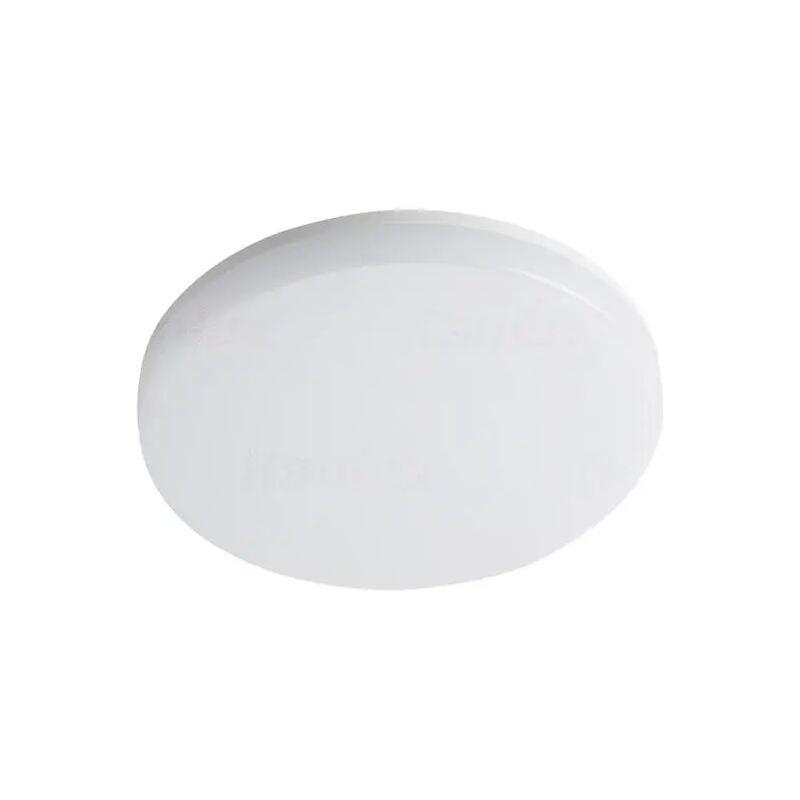 Kanlux - plafoniera led 20000 ore 220-240 volt 24 watt CE IP54 bianco bianco naturale di movimento interno ed esterno tondo kan 26984