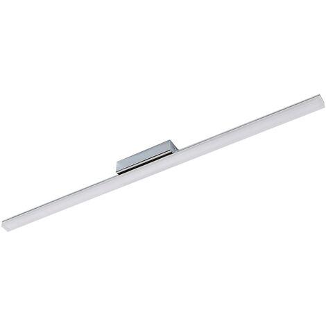 Plafoniera LED di forma allungata Levke IP44