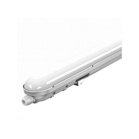 Plafoniera LED Impermeabile 18W 60cm IP65