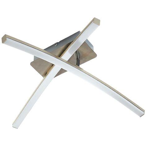 Plafoniera LED Laurenzia dimmerabile a 4 livelli