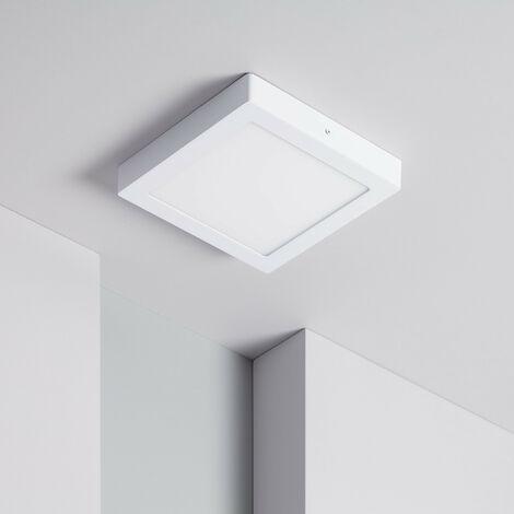 Plafoniera LED Quadrata 18W