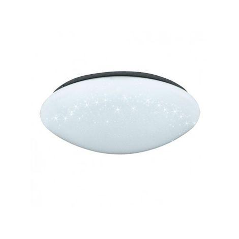Plafoniera LED Rotonda 12W Effetto Cielo Stellato IP20