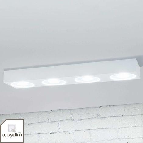 Plafoniera LED Sonja da cucina a 4 luci -