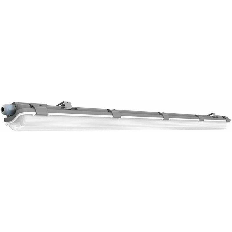 Plafoniera LED Doppia Impermeabile 10W 60cm 4000K IP65 - V-tac