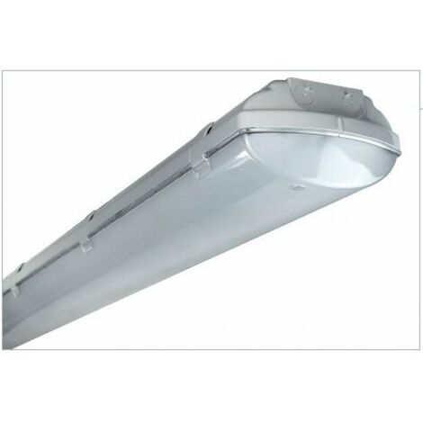 PLAFONIERA STAGNA LED BEGHELLI 40005 BS100 LED REGOLABILE L1580 4K