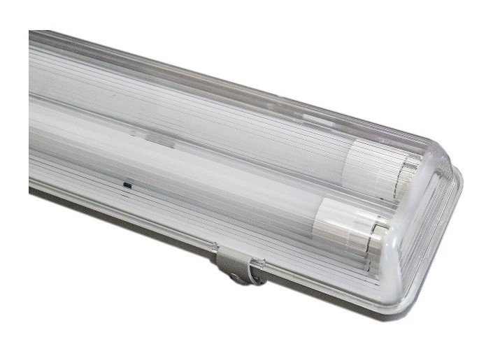 Plafoniere Neon 120 Cm : Plafoniera stagno per tubi led w cm ip